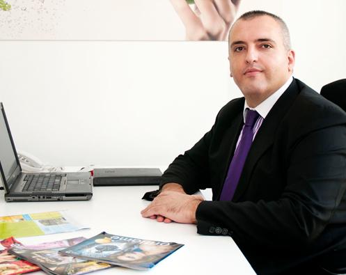 Nikola Baroli - dir. Oriflame Srbija