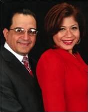 John and Blanca Sachtouras