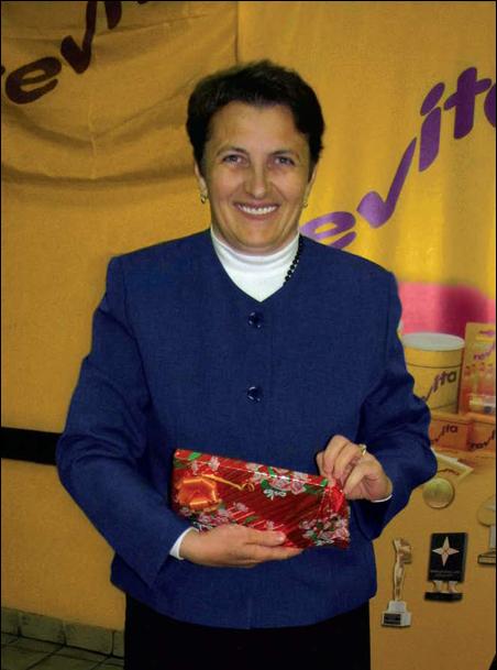 Ljiljana Vlanikolin – Revita Plus