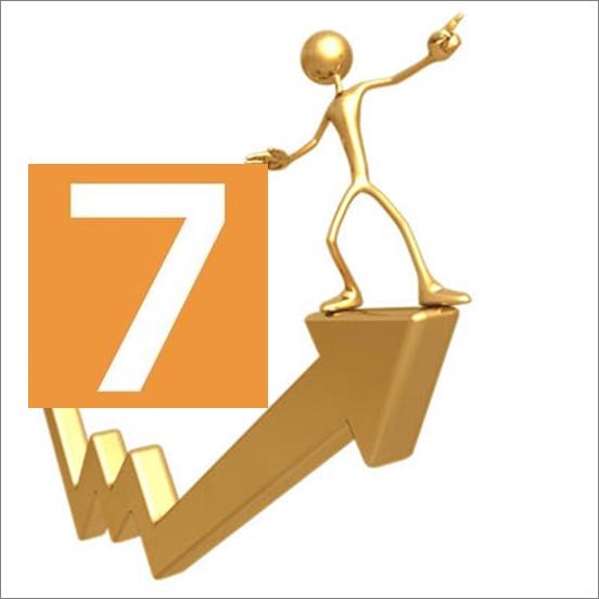 7 koraka
