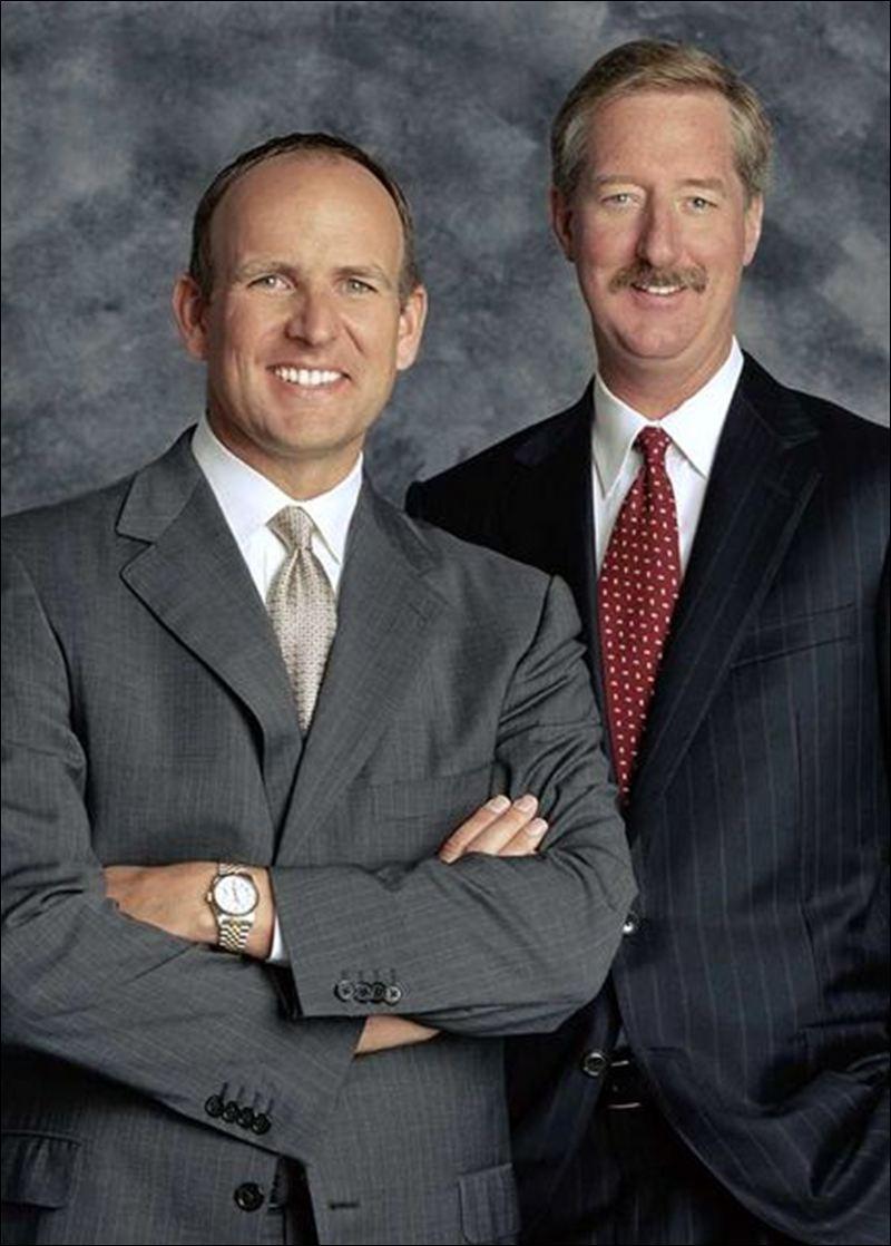 Doug DeVos and Steve Van Andel